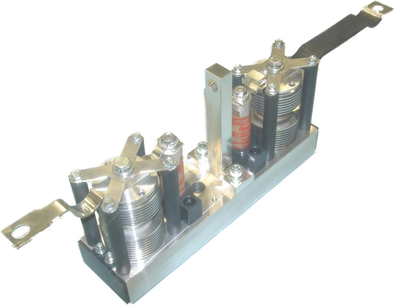 Rotating Rectifier Modules